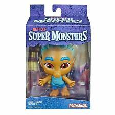 Netflix Super Monsters Spike Gong Collectible Figure Toy Playskool Hasbro *NEW*