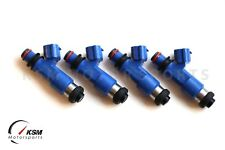 4 x 1200cc fuel injectors for Subaru Impreza WRX Forester; EJ25 STI FIT Denso