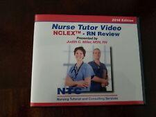 NCLEX-RN Review by Judith Miller, Complete 21 DVD Set & WORKBOOK Disc