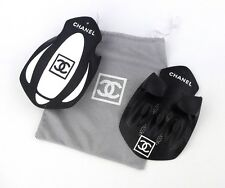 CHANEL rare Swim Paddles CC logo Collector gift  VIP display authentic w/ bag