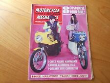 Motorcycle Mechanics February 1968 - Mike Hailwood Interview / Norton /Lambretta
