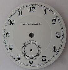 Tavannes Watch porcelain dial 34.3 mm