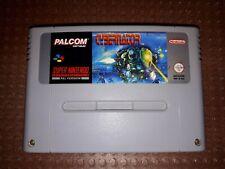 Super Nintendo Spiel Cybernator. Modul SNES Palcom N43