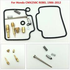 HONDA CMX 250 C REBEL 1985-1987 Carburetor stainless allen bolt kit #1 CMX250C