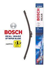 BOSCH REAR WIPER BLADES FOR ALPINA BMW X3 FORD SEAT SKODA VOLVO VW A330H