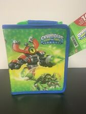 Skylanders Swap Force Figure Storage Holder - Carry Display Case - Fits 16 Figs