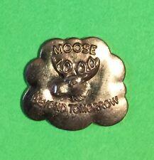 Lapel / Hat Pin Vintage Moose Beyond Tomorrow