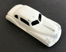 Vintage 4 inch LONDON TOY #14 Master Deluxe Passenger Five Seat Coupe; Repainted