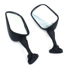 Black Motorcycle Rear Side Rearview Mirror For Honda CBR929 RR 2000 CBR954 RR