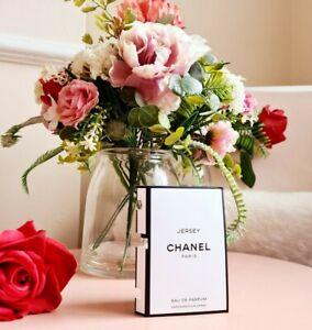 Chanel les Exclusifs Jersey Eau De Parfum 1.5ml sample perfume spray 💛BRAND NEW
