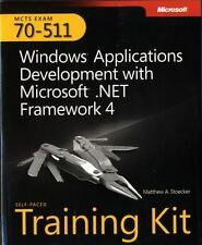 MCTS Self-Paced Training Kit (Exam 70-511): Windows Application Development with