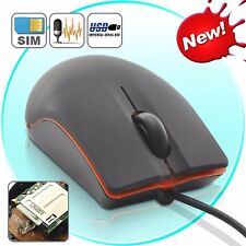 Optical Mouse with Listening Device