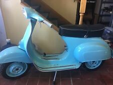 Vintage Vespa Small Frame 100cc Perfect Restoration