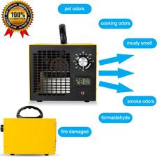 10,000mg/h Ozone Generator Hygrometer Air Purifier Cleaner Ionizer Machine New