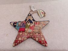 Jim Shore, Nativity Star Hanging Ornament
