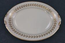 "syracuse china old ivory oval serving platter jefferson 14"""