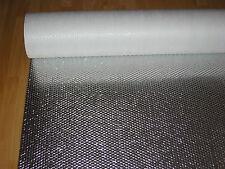 Luftpolsterfolie-Alu/Vlies für Flächenschutztaschen 300my, ca. 10 m lang