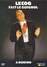 Yves Lecoq fait le guignol à Bobino (DVD)