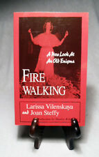 The Best Book on Firewalking by L. Vilenskaya & J. Steffy/SIGNED 1st prt. PB