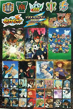 Inazuma Eleven sticker official promo anime official
