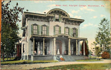 1910 Postcard: Albright College, Mohn Hall - Myerstown, Pennsylvania PA