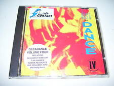 deca dance volume IV ( early hardcore 1991 )