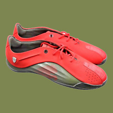 PUMA Kraftek SF Scuderia Ferrari Men's Shoes 30363303 Dark Green Red Size 10 NEW
