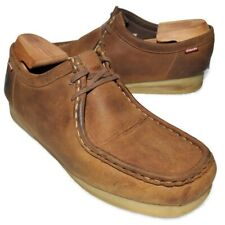 Clarks Padmora Oxford Shoes Womens 11 M Brown Walabee 60499
