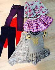 KIDS GIRLS BULK DESIGNER MIXED HIGH QUALITY CLOTHS SZ 2-3