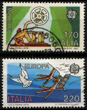 Italy 1979 SG#1605-6 Europa, Used Set #D55269
