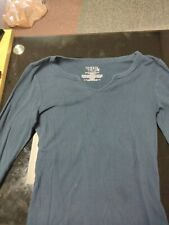Time And Tru Women's Long Sleeve T Shirt small 4-6