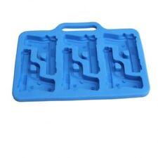 JustForMoo BLUE Gun Ice cube tray