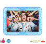 GIANT INFLATABLE PHOTO FRAME Selfie Booth Props Blow Up Hen Party 60 x 80cm BLUE