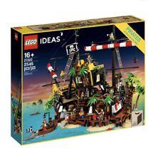 LEGO Ideas Pirates of Barracuda Bay (21322)
