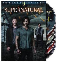 Supernatural : Season 9 DVD, 2014, 6-Disc Set R4 New Sealed