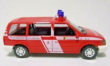Busch 44604 Chrysler Voyager Feuerwehr ELW FW Reutlingen, OVP 1/87 H0