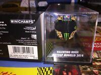 VALENTINO ROSSI CASCO HELMET MUGELLO 2014  398140086 MINICHAMPS 1 8 NEW