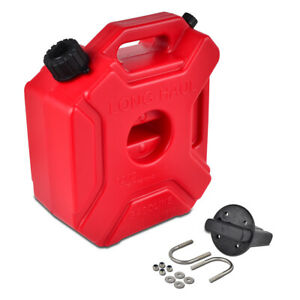 Jerry Can 5L Portable Diesel Tank For Honda Kawasa Yamaha KTM Suzuki Ducati GAS