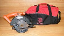 Black & Decker (BDCS1806) Firestorm 18V Cordless Circular Saw Only **READ**