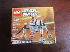 LEGO New Star Wars 75077 Homing Spider Droid Battle 102 pcs microfighters