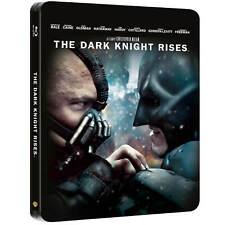 The Dark Knight Rises Blu Ray Zavvi Steelbook Sold Out + Art Cards*