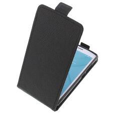 Custodia per Doogee X5 Max Smartphone Modello Flip Protettiva Nera