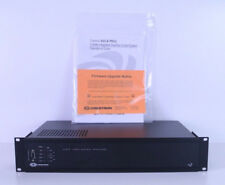 1 Sold! Crestron Av2 Audio Video Control Processor With Manual and C2enet-1