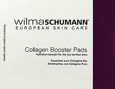 Wilma Schumann Collagen Hydration Booster Pads 5 Pairs Eye Contour Brand  New