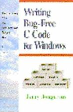 Writing Bug-Free C Code for Windows: A Programming Style That-ExLibrary