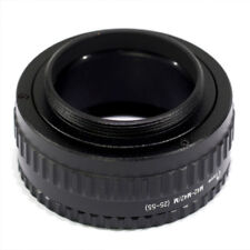 M42 Mount Lens Adjustable Focusing Helicoid Macro Tube Adapter 25mm to 55mm