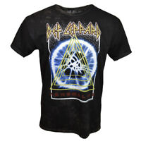 DEF LEPPARD Tee T Shirt ADRENALIZE The 7 Day Weekend Tour 1993 Music Concert Tee