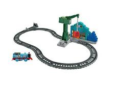 Fisher Price Thomas & Friends Track Master Demolition At The Docks Train Playset