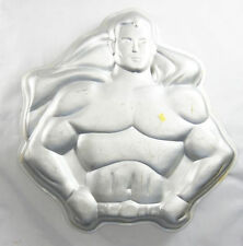 Super Heroes Superman or Batman Cake Pan from Wilton #1212 - Clearance