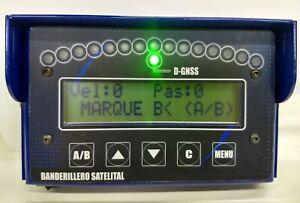 GPS guidance - LED Lightbar